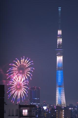 Sumida River Fireworks Festival3